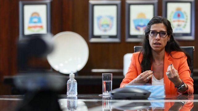 La secretaria de Comercio Interior