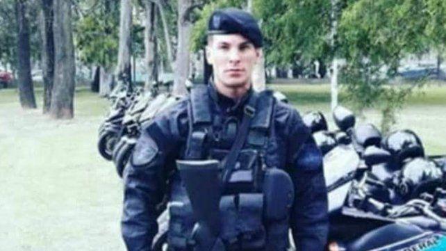El cabo de la Policía Federal Diego Digiácomo fue asesinado a balazos.