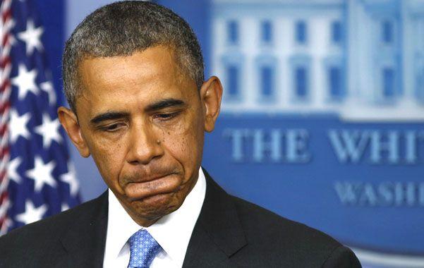 Dudas y desconfianza. Obama perdió el aura que lo catapultó al poder.
