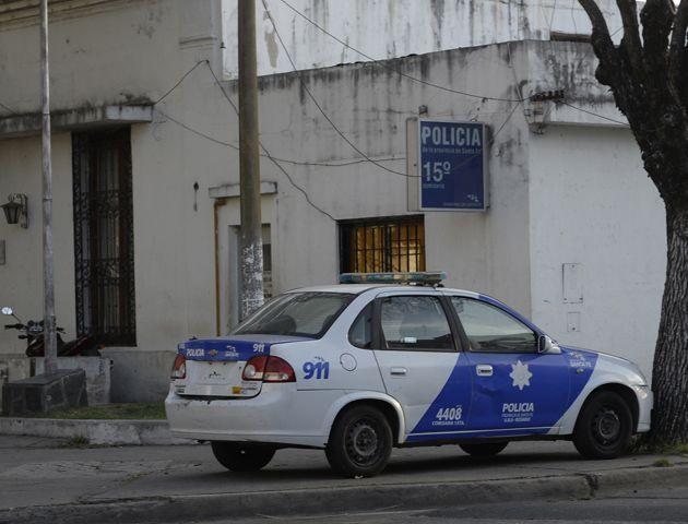 El robo ocurrió en jurisdicción de la comisaría 15ª de policía.