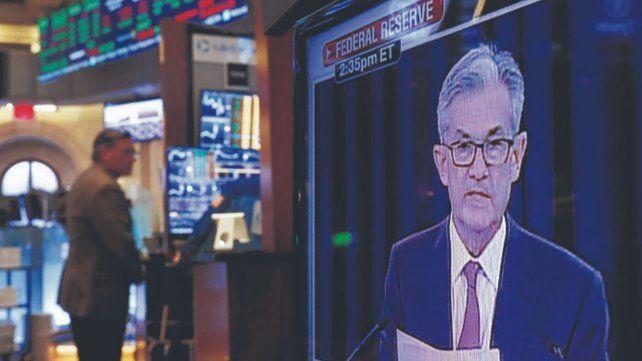 Wall Street sigue atenta a los movimientos de la FED.