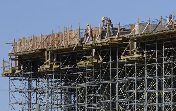Suba acumulada. En incremento de la actividad en abril fue el cuarto en forma consecutiva que registra el sector.