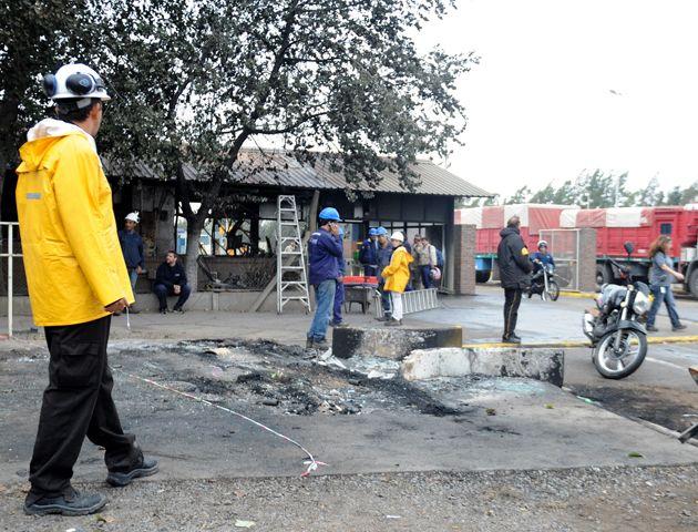 Los abogados de la empresa de General Lagos esperan un avance en las investigaciones. (Foto: E. Rodríguez Moreno)