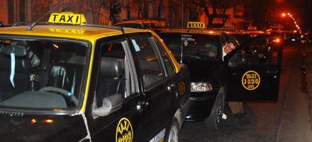Asaltos a conductores de taxis: advierten sobre alguna mano negra