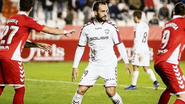 Experiencia. Gentiletti tuvo su último paso en Albacete de España.