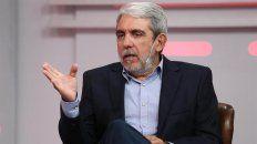 Aníbal Fernández, el flamante ministro de Seguridad nacional.
