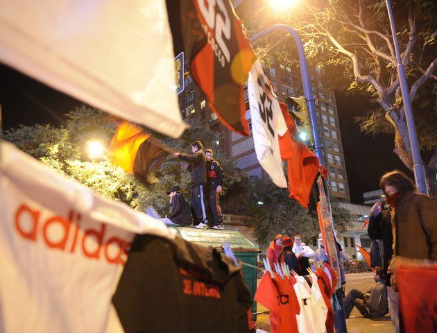 Ríos anticipó sobre los riesgos que podría producir que una gran cantidad de gente se aglutine en la previa del acto a la Bandera.