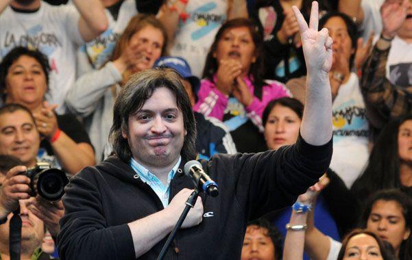 La invitación de Máximo a los intendentes parece marcar el rol que tendrá el líder de La Cámpora en el armado electoral.