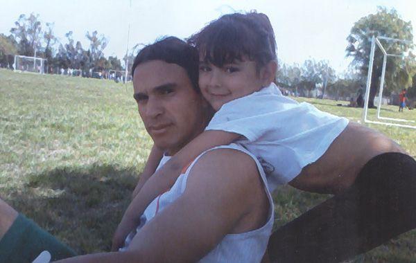 Leandro Ojeda y Triana Racoski. El domingo los acribillaron a balazos en Ayacucho al 4700.