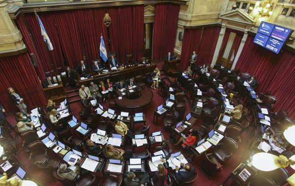 El Senado la sancionó por 53 votos contra dos.