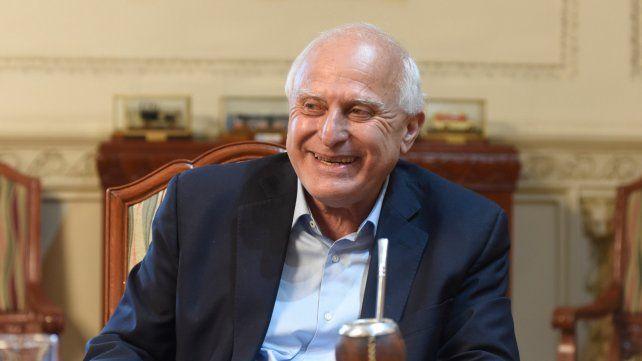 Lifschitz confía en su estrategia parlamentaria para el año próximo.