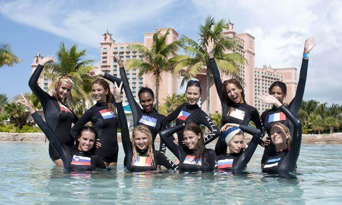¿Cómo esperan las aspirantes a Miss Universo el gran día en Bahamas?