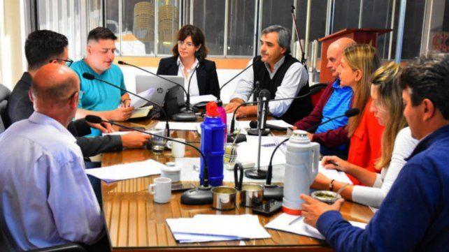 Impulso. El Concejo de Firmat aprobó por unanimidad la iniciativa.