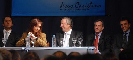 Cristina respondió a los mercados con cifras sobre el superávit fiscal