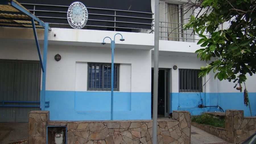 El robo fue denunciado en la seccional 29ª de Villa G. Gálvez. (Foto de archivo)
