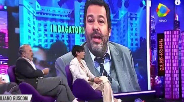 Fuerte contrapunto entre el abogado de Lázaro Báez y Mónica Gutiérrez en Intratables