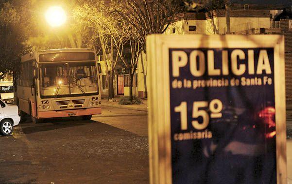 Más control. Conductores piden presencia policial arriba de las unidades de noche y de madrugada.