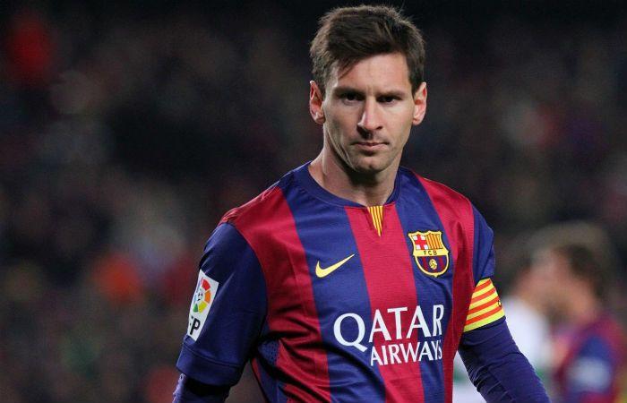 Otro chip. Leo dejó atrás a la selección y piensa en el Barsa.