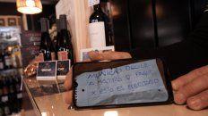 Las balas contra la vinería fueron acompañadas por un mensaje amenazante dirigido al hijo de la dueña del inmueble.