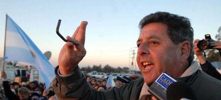De Angeli: Es lamentable que el gobierno no tenga un plan agropecuario