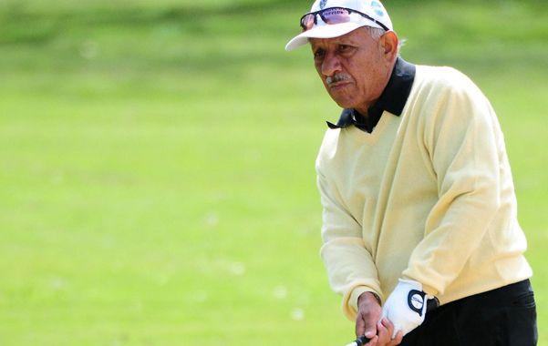 Vicente Chino Fernández es miembro directivo de la Asociación de  Profesionales de Golf (PGA).
