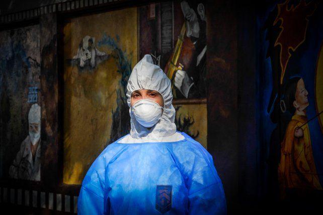 Gestionan el regreso del 35 al 40 % de enfermeros del Provincial y Centenario