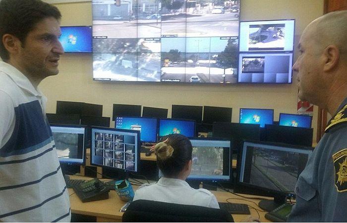 El ministro de Seguridad anunció los cambios en la cúpula policial desde la ciudad de Santa Fe. (Foto de archivo)