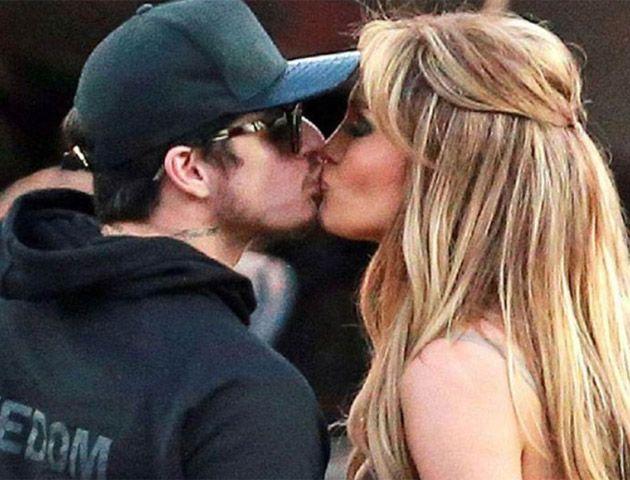 Jennifer habia terminado la relación el año pasado. (Imagen: TMZ)