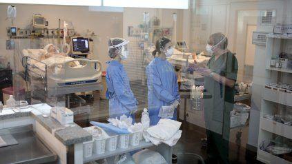 Rosario quedó al borde de las 200 muertes por coronavirus en el mes de julio