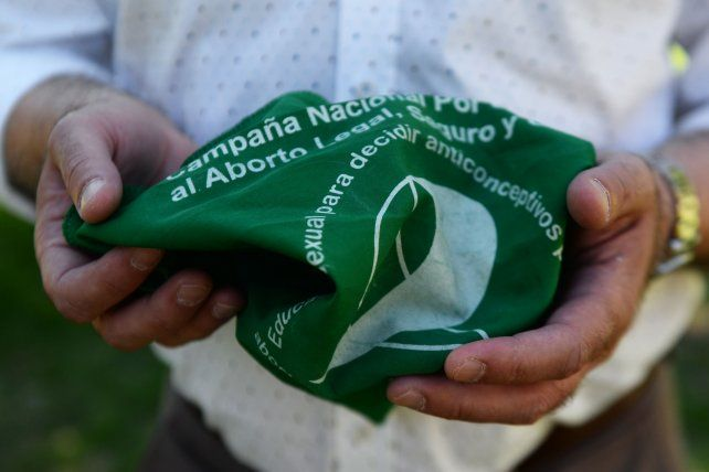 El pañuelo de la Campaña por el Derecho al Aborto Legal