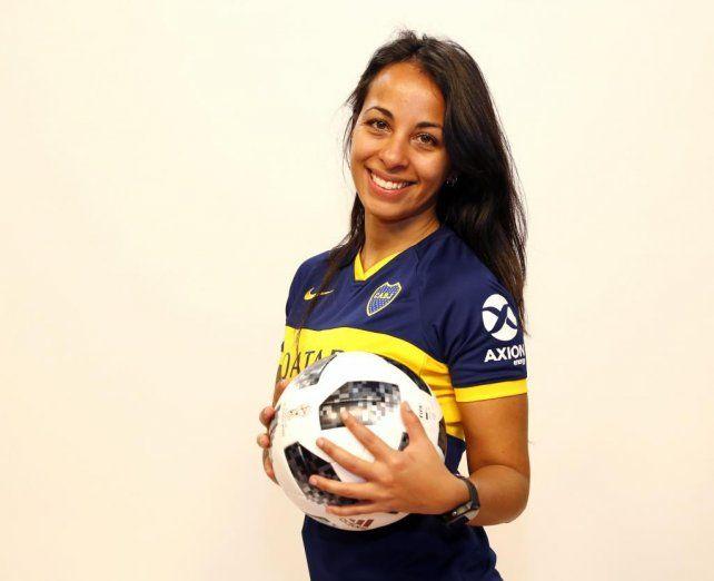 Evelina Cabrera.