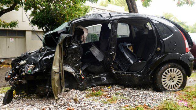 El conductor de la picada mortal en Avenida del Rosario podría afrontar una pena de hasta 25 años