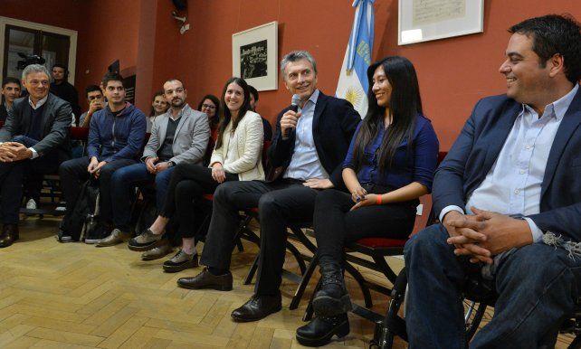 Para Macri, la marcha fue una pérdida de tiempo