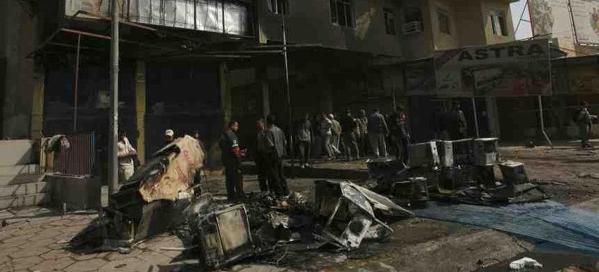 Un atentado suicida en Afganistán dejó al menos ochenta muertos