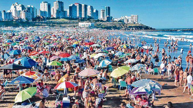 Mar del Plata tuvo 75 por ciento de ocupación hotelera en el primer fin de semana