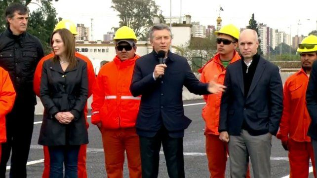 Somos la generación que vino a cambiar la historia, afirmó Macri