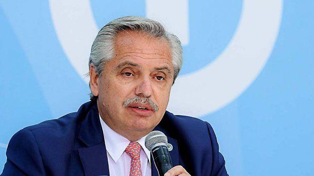 El presidente Alberto Fernández respondió con ironía las críticas de la oposición sobre la falta de vacunas.