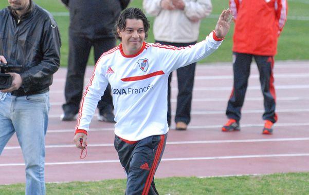 """Gallardo: """"Es el partido que queremos jugar""""."""