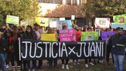 Familiares y allegados a Juan Cruz Vitali siempre reclamaron que el caso se investigue como un crimen.