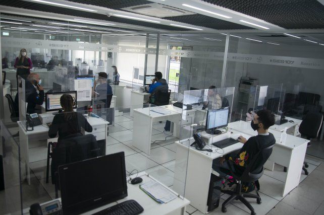 La central reforzó los recursos humanos de cara a la pandemia incrementando el 60 por ciento los recursos humanos.