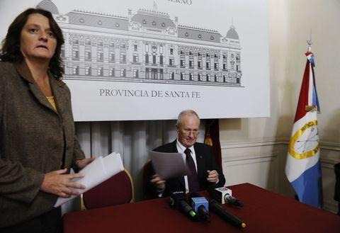 Los jueces santafesinos apoyan el accionar del ministro de Seguridad