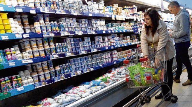La iniciativa alcanza a determinados productos de consumo masivo.