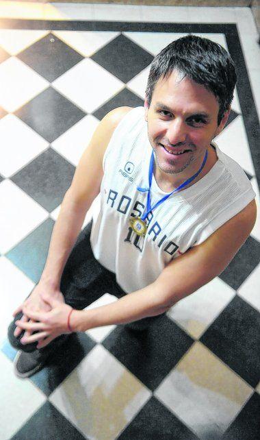 Nadie es profeta en el básquet de Rosario, yo volví para ser campeón, dijo Pablo Fernández