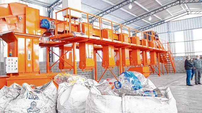 A punto. La apertura de la planta es inminente y significa un gran avance para localidades del sur santafesino.