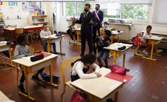 El ministro de Educación de Francia Jean-Michel Blanquer aseguró que el lenguaje inclusivo dificula el aprendizaje.