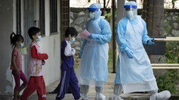 Coronavirus: Santa Fe notificó 2.109 casos nuevos, 676 de los cuales son de Rosario