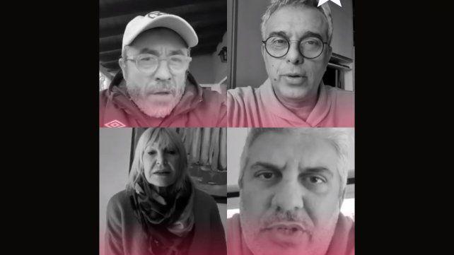 Personalidades recuerdan en un video a la víctimas de la explosión de Salta 2141