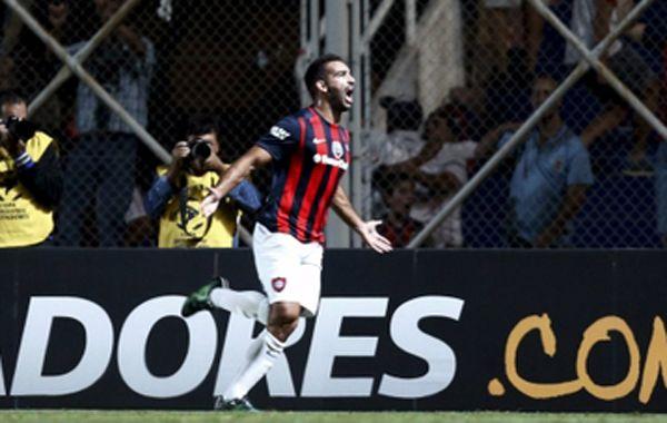 El delantero Cauteruccio es la carta de gol del conjunto que dirige el Patón Bauza.