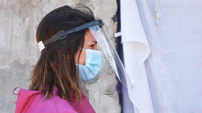 Hubo 10.332 nuevos contagios de coronavirus en Argentina y 241 muertes