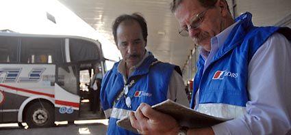 El gobierno nacional debería agregar inspectores de ómnibus